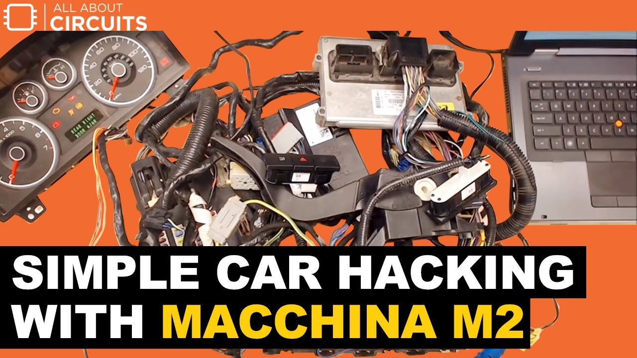 Simple Car Hacking With Macchina M2 Youtube Automotive Circuits And Projects 17