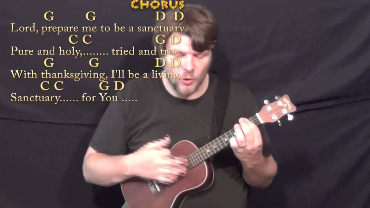 Sanctuary praise song ukulele cover lesson in g with chords sanctuary praise song ukulele cover lesson in g with chordslyrics hexwebz Gallery