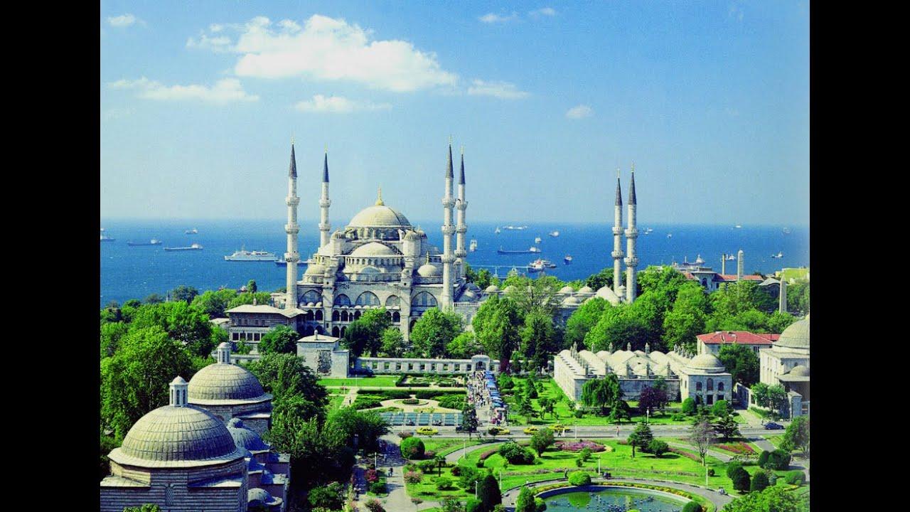 Sultan Ahmet Camii / Sultan Ahmet Mosque / İstanbul ...