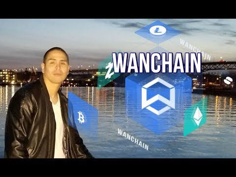 Wanchain Crypto Coin | Attacking The Financial Conglomerate | ICON ICX AION Aliance