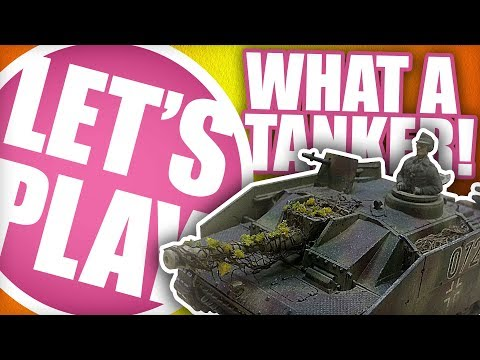 Let's Play: What a Tanker! with Too Fat Lardies