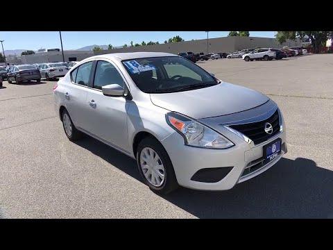 2018 Nissan Versa Reno, Carson City, Northern Nevada, Roseville, Sparks, NV JL843977P