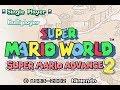 Game Boy Advance Longplay [011] Super Mario World: Super Mario Advance 2