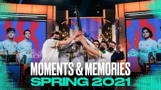 Moments & Memories | 2021 LEC Spring