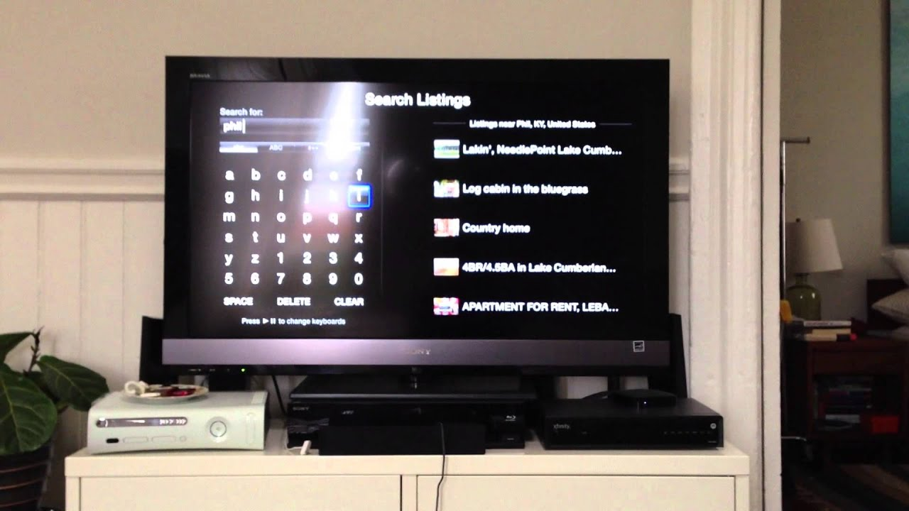 Airbnb On Apple Tv 2013 Youtube