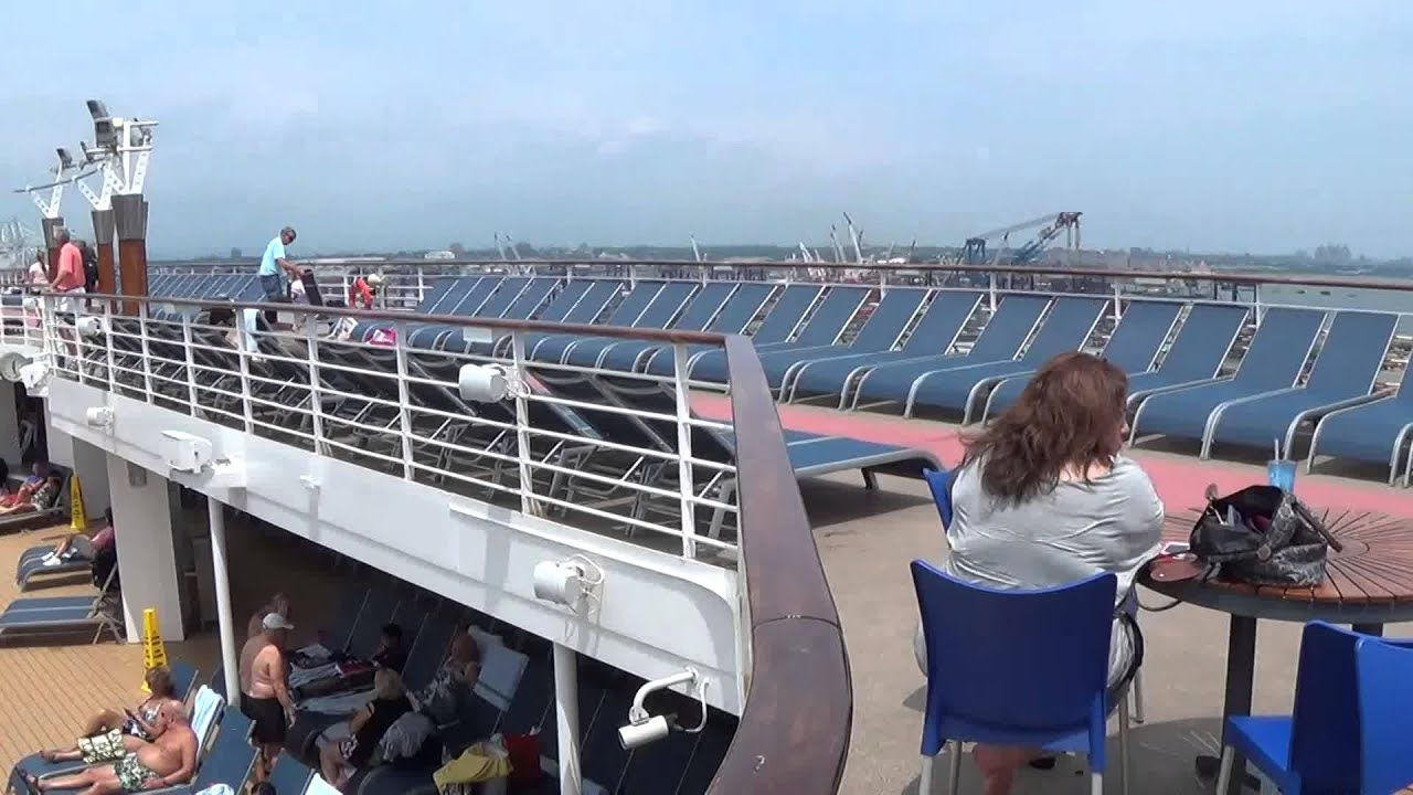 Tour of the Celebrity Summit - YouTube