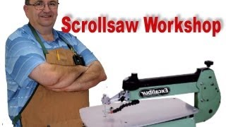 Scrollsaw Workshop Intro