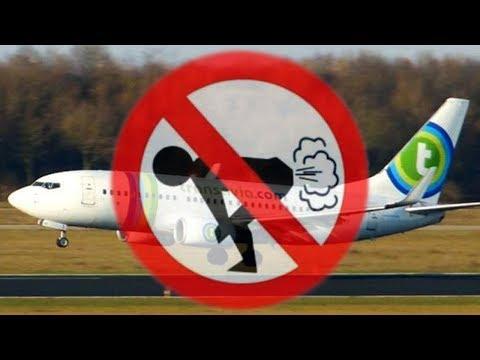 Passenger Farts On Plane Causing EMERGENCY Landing