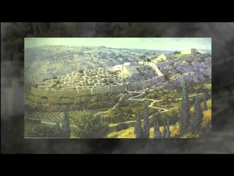 Mount Moriah and Golgotha (1)