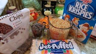Chocolate Rice Krispy Treats Recipe - Asimplysimplelife
