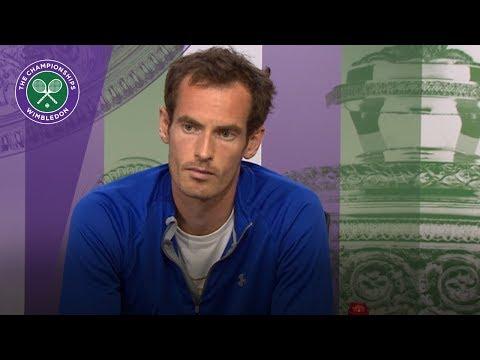 Wimbledon 2018: Andy Murray...