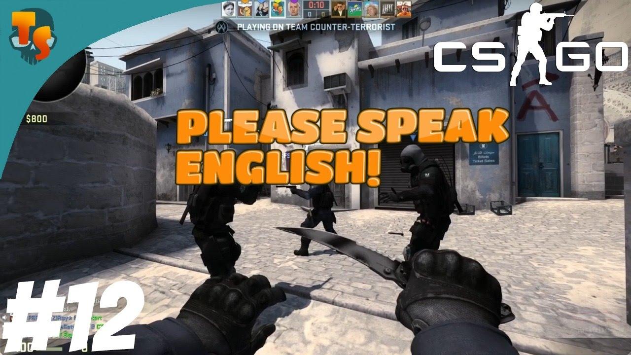 Csgo English