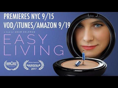 EASY LIVING     Starring Caroline Dhavernas