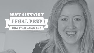 Why Support Legal Prep: Ewa Wieslaw