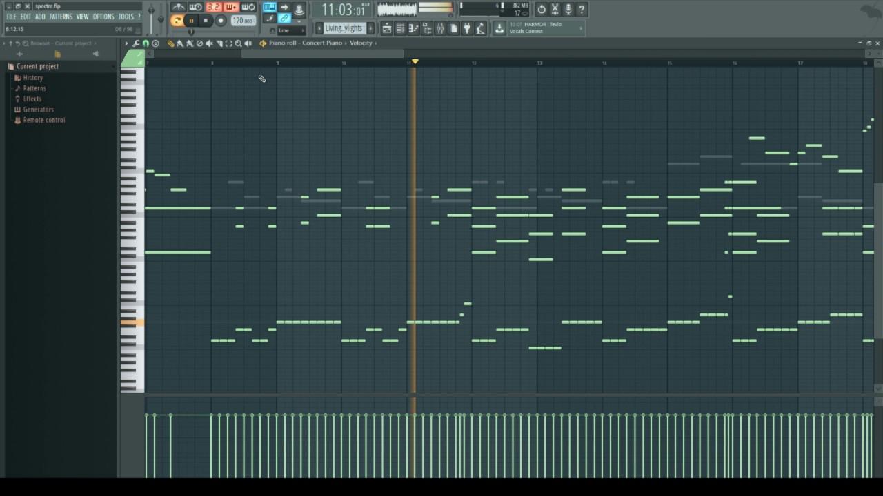 fl studio 12 themes