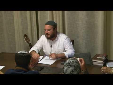 """Rabbi Shlomo Katz: Parshat Pekudei - """"How Do I Keep It Together?"""""""