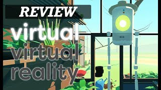 Virtual Virtual Reality | PSVR Review