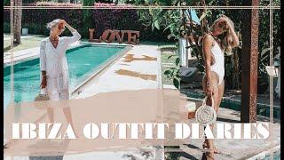IBIZA OUTFIT DIARIES // Fashion Mumblr
