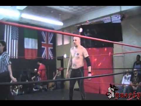 RWA Dynasty 2011 JP Hansen vs Ahmed Jordan