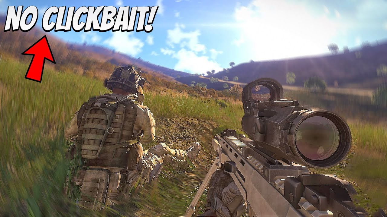 ?Top 5 Realistic FPS Games For Low End PCs ➢Realistic Military Simulation Games | 2020