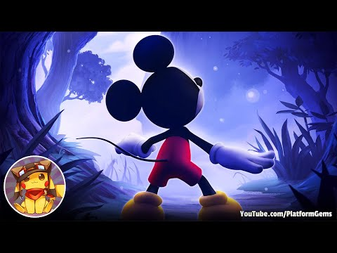MICKEY MOUSE Castle Of Illusion - Full Movie Game Walkthrough [1080p] No Commentary