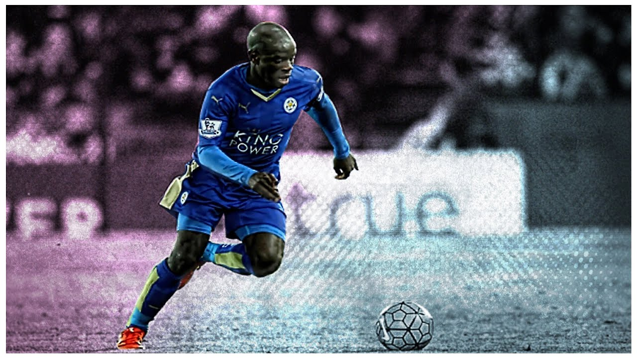 N Golo Kanté Wallpaper: Wallpaper - SpeedArt! - YouTube