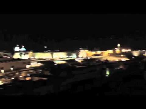 Night Time In Jerusalem