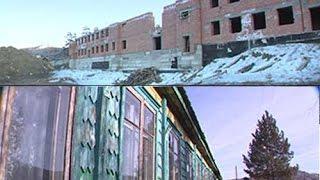 Денег на ремонт аварийной школы в Баляге или завершение брошенной стройки новой школы в крае нет