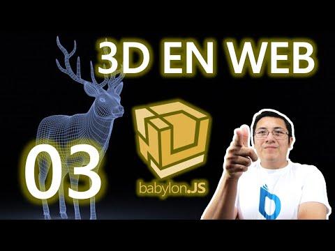 03a.- Curso babylon.js y webgl (Rápido):Materiales