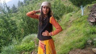 Himachli Girl Pahadi Dance 2020 | Jyoti Sakta | Nati Series