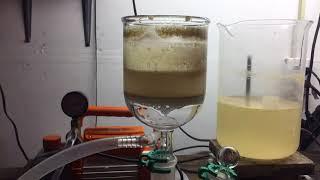 Recrystallization of Ammonium Nitrate