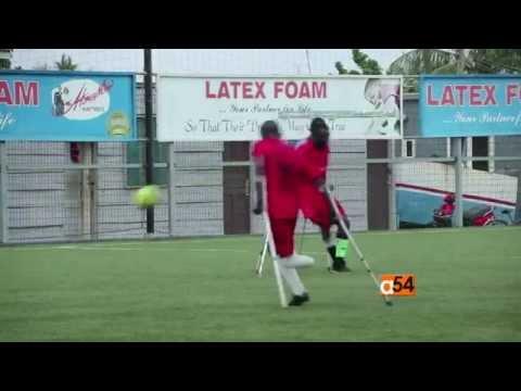 Ghana Disabled Football