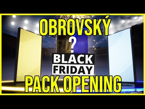 OBROVSKÝ BF PACK OPENING (UCL, WALKOUT, BOARD) | FIFA 19 CZ