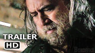 PIG Official Trailer (2021) Nicolas Cage