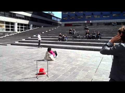 Dreams Brigade: Skateboard demo