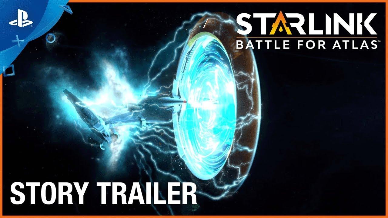 Starlink: Battle for Atlas - Story Trailer | PS4