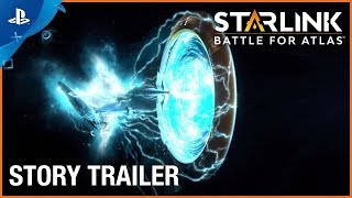 Starlink: Battle for Atlas - Story Trailer | PS4