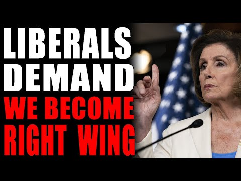 7-24-2021: The Left Wing Turns To The Right
