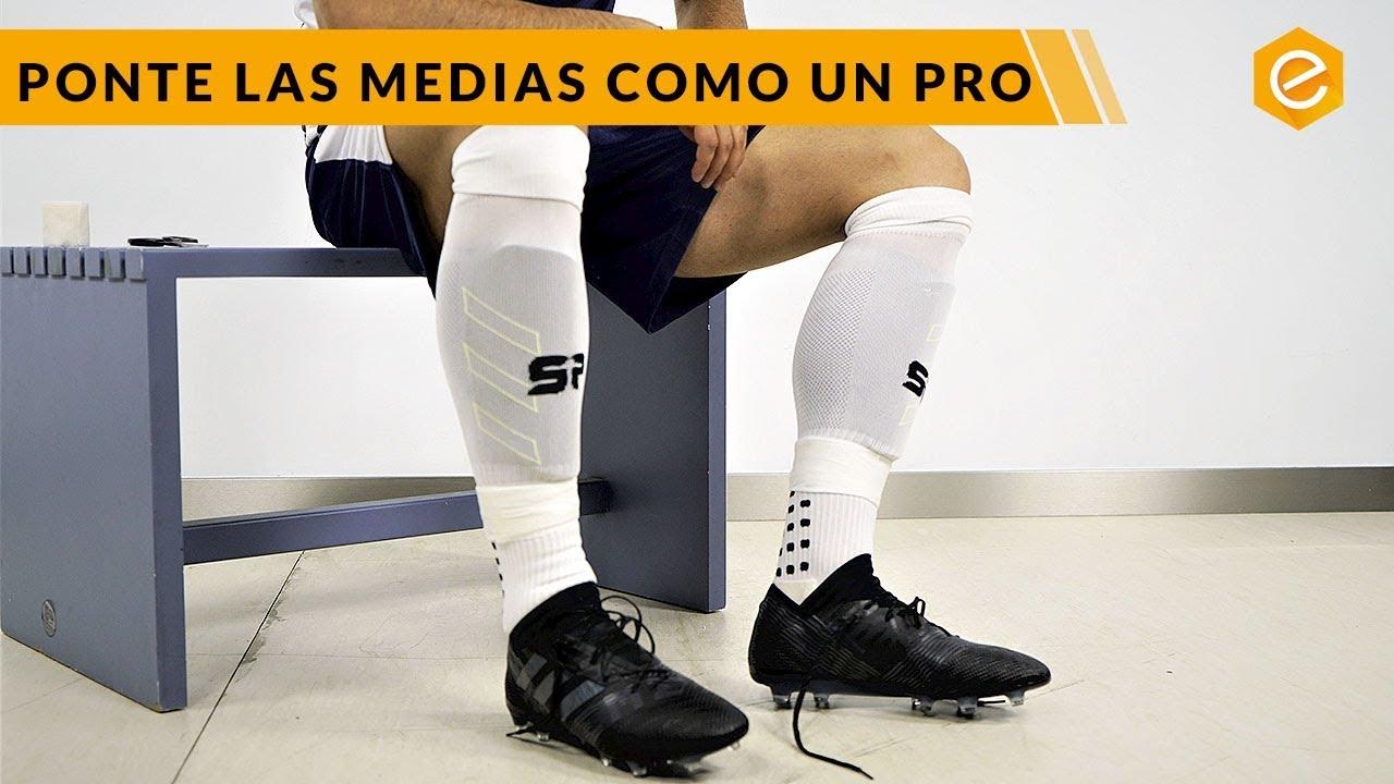 e3e54bc16 CÓMO LLEVAR LAS MEDIAS CORRECTAMENTE. Fútbol Emotion