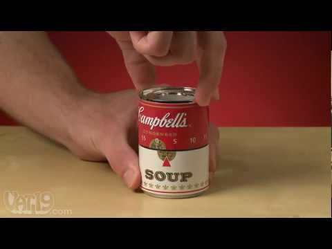 Campbell's Soup Kitchen Timer Demo