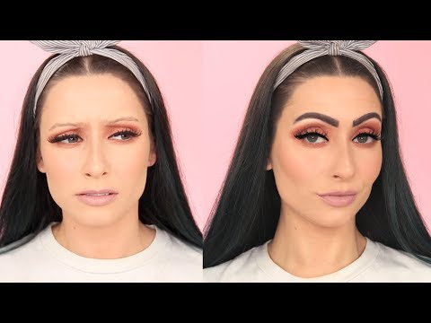 Perfect Pomade Eyebrow Tutorial | How To Shape and Fill in Your Brows
