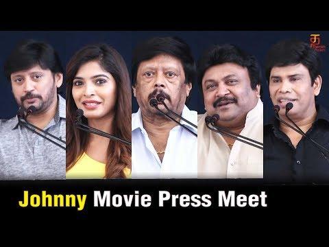 Johnny Movie Press Meet   Prasanth   Sanchitha Shetty   Anandaraj   Prabhu   Thamizh Padam
