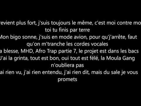 MHD   afro trap part7  la puissance parole