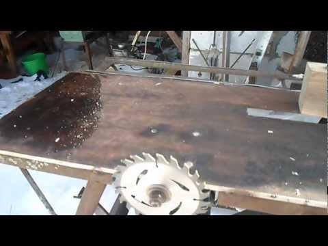 SAM0101 Циркулярка и фреза для выборки четверти