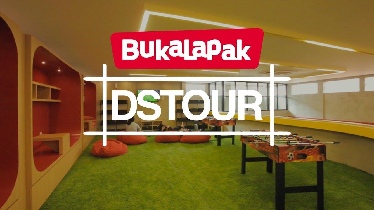 Berkunjung Ke Kantor Bukalapak Research Development Bandung Dstour 60 Youtube