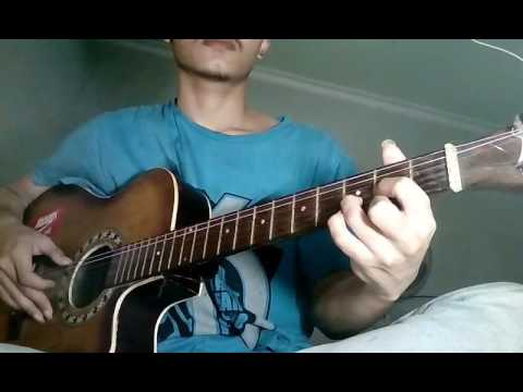 Pelangi Dimatamu - Jamrud (cover by rama) Acoustic