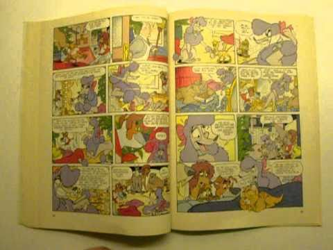 3d Thl89 Oliver And Company 1988 My Book I Buy It
