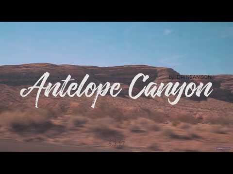Antelope Canyon (2017)   Sony A6000 Film