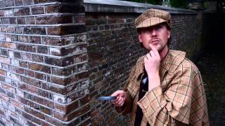 Zomerspelen 2015 - Videoclip 7-8 Sherlock Holmes