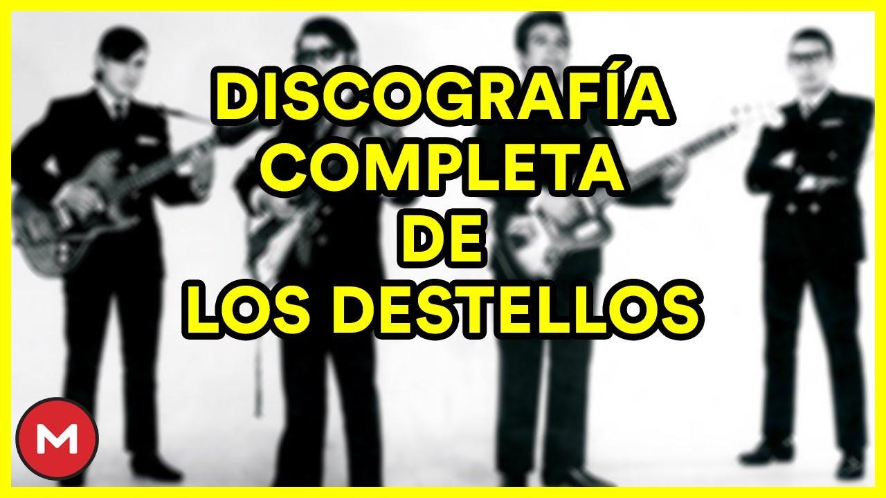 Descargar Discografía Completa de Los Destellos [MEGA